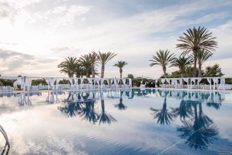 Grand Hotel Masseria Santa Lucia - Location per il matrimonio a Ostuni