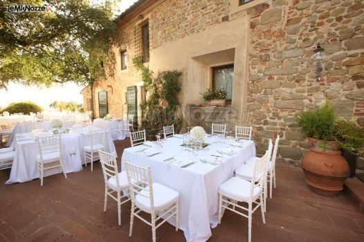Ricevimento Matrimonio Toscana : Ricevimento di matrimonio in toscana incerpi catering