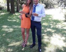 Matrimonio di Silvia e Marco
