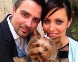 Matrimonio di Serena e Maurizio